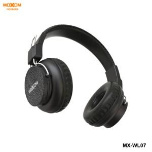 Harga moxom headphone wireless bluetooth hifi bass 2 way connect | HARGALOKA.COM
