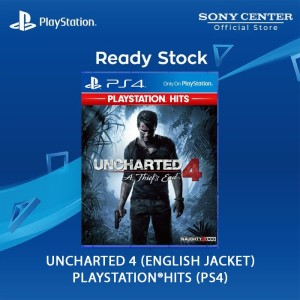 Harga ps4 uncharted 4 english jacket playstation hits playstation 4 | HARGALOKA.COM