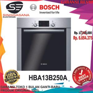 Harga oven bosch hba13b250a single built in 60cm oven bosch hba 13b 250 | HARGALOKA.COM