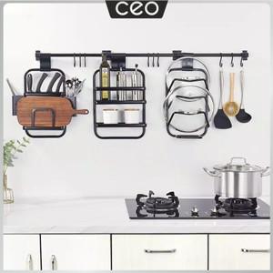 Harga ceo rak piring gantung minimalis rak peralatan dapur   HARGALOKA.COM