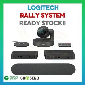Harga logitech rally | HARGALOKA.COM