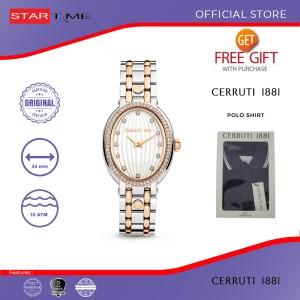 Harga jam tangan cerruti jam tangan wanita crm28702 | HARGALOKA.COM