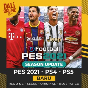Harga pes 2021 ps4 21 kaset ps4 game games ps5 ps 5 games   region | HARGALOKA.COM