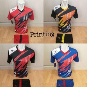 Harga kaos olahraga jersey bola baju setelan futsal seragam sepakbola nk | HARGALOKA.COM