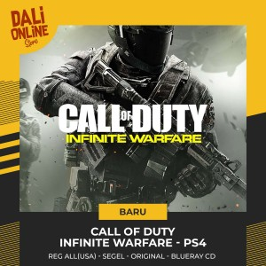 Harga kaset ps4 games game ps4 call of duty invinite warfare ps4 cod | HARGALOKA.COM