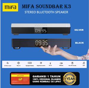 Harga xiaomi mifa soundbar k3 stereo bluetooth speaker original   | HARGALOKA.COM