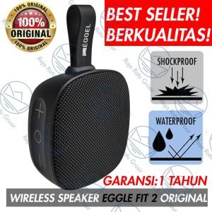 Harga eggel fit speaker portable wireless bluetooth waterproof outdoor | HARGALOKA.COM