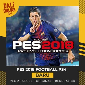 Harga ps4 games pes 2018 game ps4 kaset ps4 cd games | HARGALOKA.COM