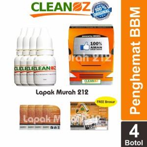 Info Cleanoz Penghemat Bbm Katalog.or.id