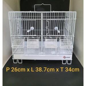 Harga kandang burung sekat dayang 501 kandang sekat | HARGALOKA.COM