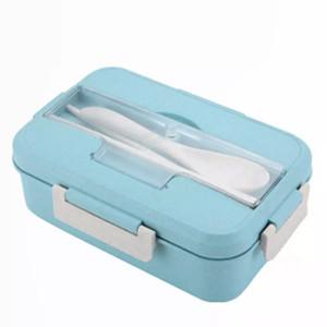 Harga ntn lunch box 8121 kotak tempat makan pp jerami gandum 1000 ml   | HARGALOKA.COM