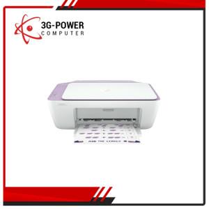 Harga printer hp deskjet 2335 lavender cetak copy scan a4 | HARGALOKA.COM
