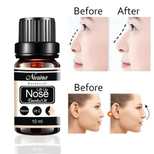 Harga obat alat serum oil minyak pemancung hidung permanen nose up | HARGALOKA.COM