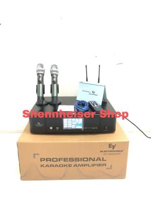 Harga power amplifier ev electro voice ev 6900 dsp include 2 mic | HARGALOKA.COM