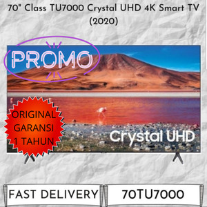Harga samsung 70tu7000 led tv 70 inch crytsal uhd 4k 70ru7100 | HARGALOKA.COM