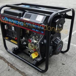 Harga genset 3000 watt 3500 watt diesel electric | HARGALOKA.COM
