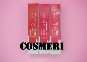 Harga wardah everyday cheek and lip tint   red set | HARGALOKA.COM