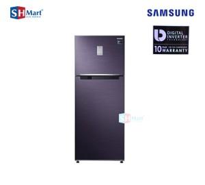 Harga kulkas 2 pintu samsung rt43k6231ut 440 liter twin cooling medan | HARGALOKA.COM