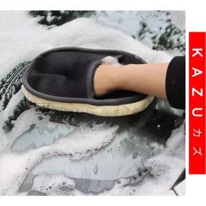 Harga kazu khl142 sarung tangan bersih cuci sikat mobil motor kain lap   HARGALOKA.COM