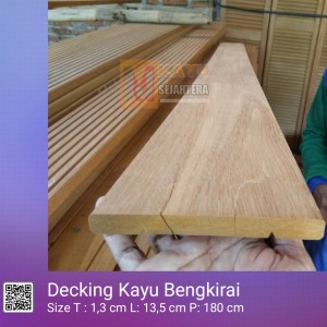 Harga papan plafon pagar dinding lantai kayu bengkirai jumbo 13 | HARGALOKA.COM
