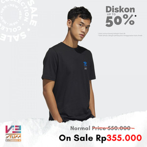 Harga kaos adidas original pria originals jakarta tee   | HARGALOKA.COM