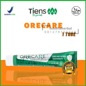 Harga odol pasta gigi orecare pemutih dan penghilang karang gigi | HARGALOKA.COM