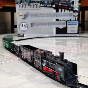 Harga mainan kereta api rail king ukuran besar   kereta api   HARGALOKA.COM