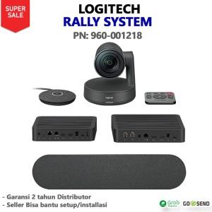 Harga logitech rally system   pn | HARGALOKA.COM