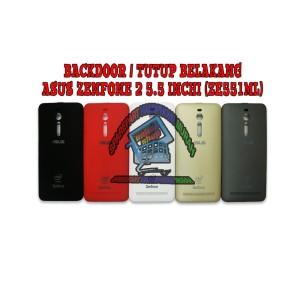 Harga backdoor back casing asus zenfone 2 5 5 ze551ml z00ad z00ada   HARGALOKA.COM