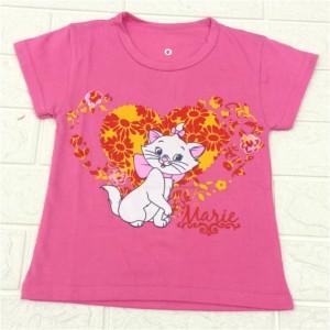 Harga baju kaos kucing manis marie untuk anak cewek 1 10 tahun   pink   HARGALOKA.COM