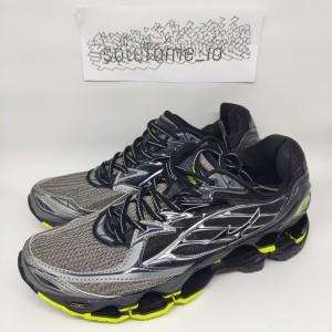 Harga mizuno wave prophecy 6 black volt sepatu voli   | HARGALOKA.COM