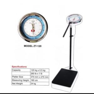 Harga timbangan ukur tinggi badan gea zt   120   HARGALOKA.COM