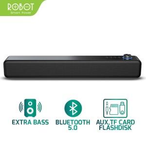 Harga robot rb480 bluetooth 5 0 dual connection soundbar speaker bass | HARGALOKA.COM