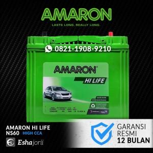Harga 55b24r jual aki mobil grand max suzuki swift xenia amaron hi life | HARGALOKA.COM