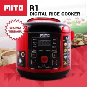Harga digital rice cooker mini mito r 1 r1 magic com 8 in 1 resmi 1 | HARGALOKA.COM