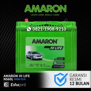 Harga 55b24l aki mobil bandung honda city grand livina amaron hi life   HARGALOKA.COM