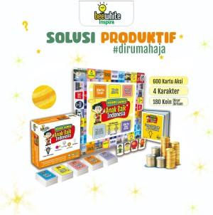Harga board games anak baik | HARGALOKA.COM