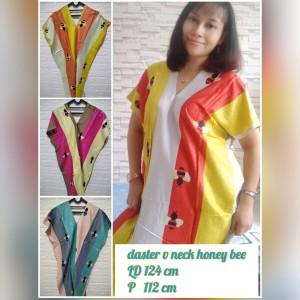 Harga daster v neck bee baju hamil baju tidur murah dan cantik grosir baju   | HARGALOKA.COM