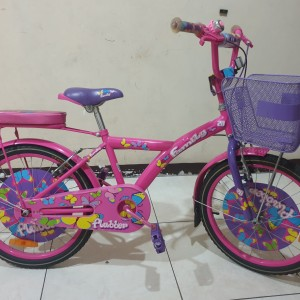 Harga sepeda anak family butterfly 20 | HARGALOKA.COM