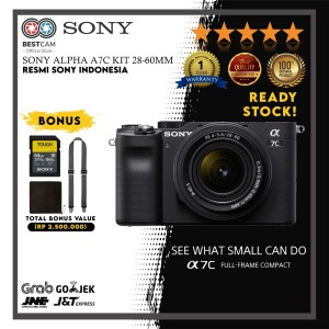 Harga sony alpha a7c mirrorless digital camera resmi sony   kit | HARGALOKA.COM