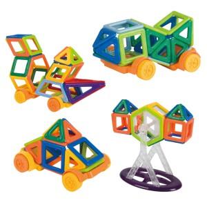 Harga mainan edukasi lego magnet block lego balok susun | HARGALOKA.COM