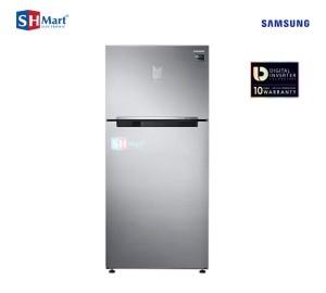 Harga samsung rt50k6241s8 kulkas 2 pintu twin cooling plus 500l medan | HARGALOKA.COM