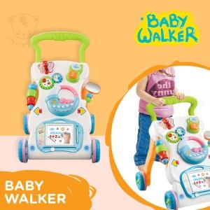Harga baby walker baby push walker alat bantu bayi jalan | HARGALOKA.COM
