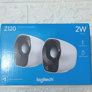 Harga logitech speaker portable z120 power | HARGALOKA.COM