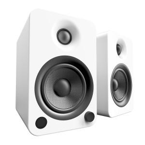Harga kanto yu4 yu 4   powered bookshelf speaker w phono pre amp   | HARGALOKA.COM