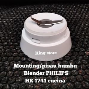 Harga mounting pisau bumbu blender philips hr1741 | HARGALOKA.COM