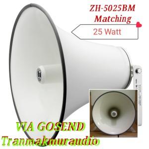 Harga corong toa zh 5025bm matching trafo horn speaker | HARGALOKA.COM