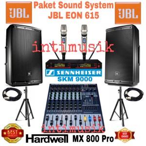Harga paket sound system 15 inch jbl eon 615 | HARGALOKA.COM