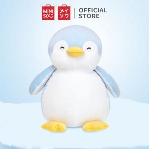 Harga miniso boneka pinguin lucu hadiah untuk anak anak     HARGALOKA.COM