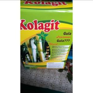 Harga kolagit obat diabetes herbal | HARGALOKA.COM